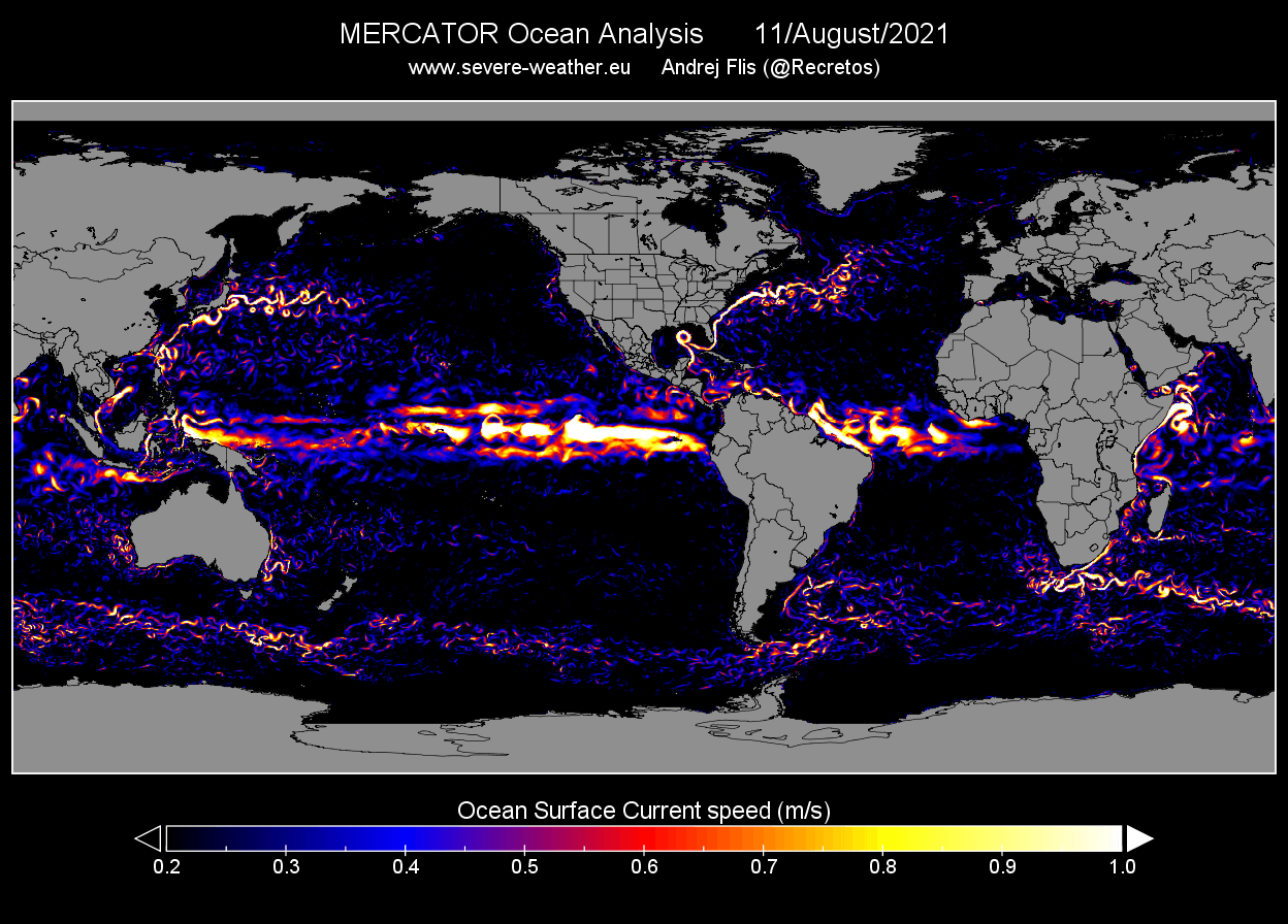 global-ocean-currents-speed-analysis-map