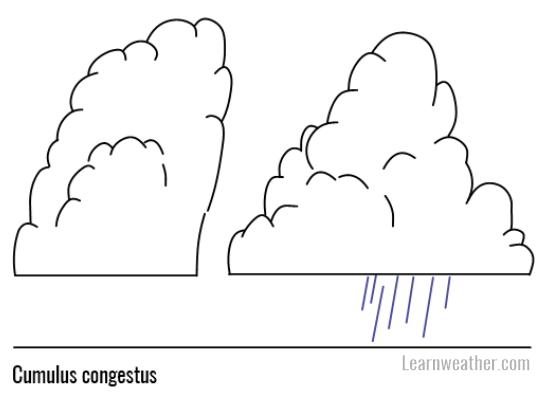 Cu congestus 2 LW