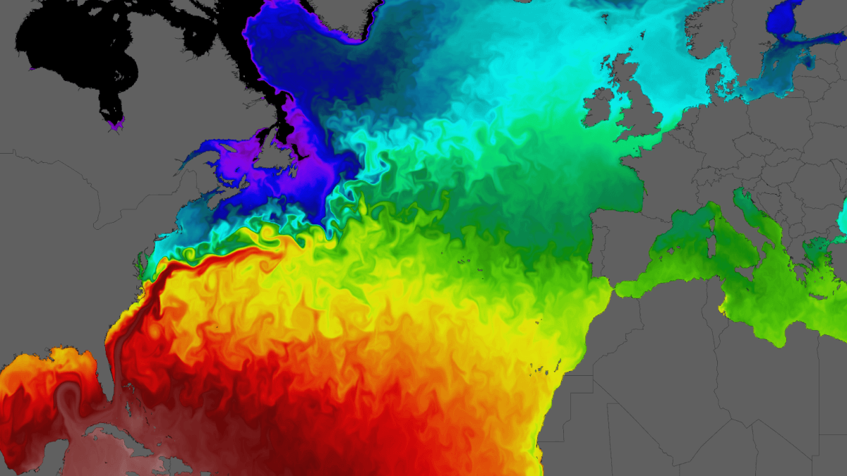 what is the gulf stream ocean current
